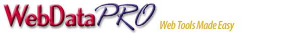 WebDataPro